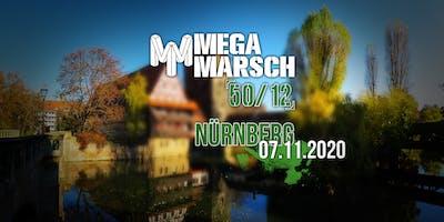 Megamarsch 50/12 Nürnberg 2020