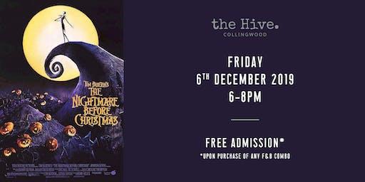 The Hive Screening: Tim Burton's The Nightmare Before Christmas