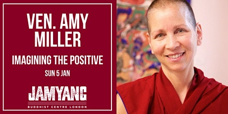 Imagining the Positive: Engaging Compassionate Wisdom in Everyday Life tickets