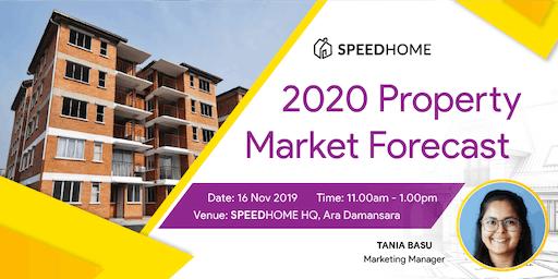 [FREE] 2020 Property Market Forecast Seminar