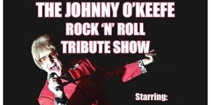 Johnny O'Keefe Rock N' Roll Trubute Show at Nikos Tavern