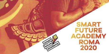 Smart Future Academy Roma 2020 biglietti