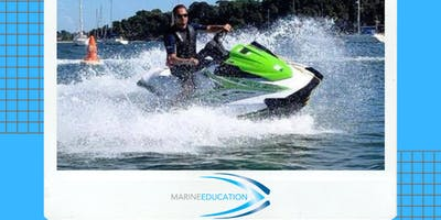 RYA Jetski (PWC) Proficiency Course (Prices from £210pp)
