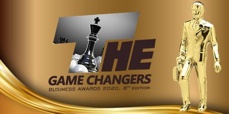 India's Game Changers Business Awards 8th Edition tickets