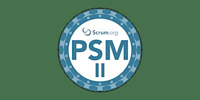Paris Professional Scrum Master II / Liberating St