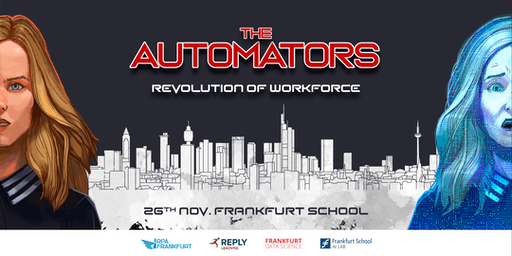 THE AUTOMATORS - Revolution of Workforce