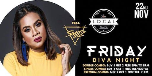 Friday Diva Night - DJ SMITZ