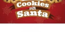 Cookies with Santa and Friends