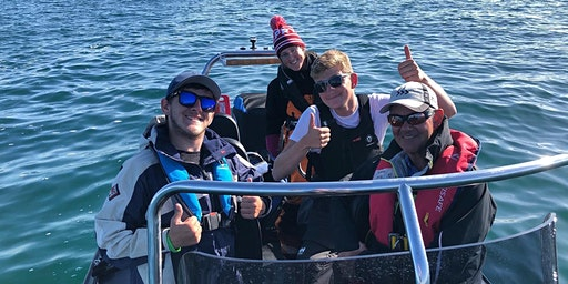 RYA Powerboat Level 2 Course, Poole (Prices From £260.00pp)
