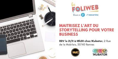 [OPEN-ATELIER] Maitrisez l'art du storytelling pour votre business