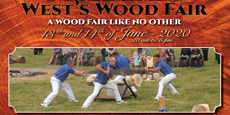 West's Wood Fair tickets