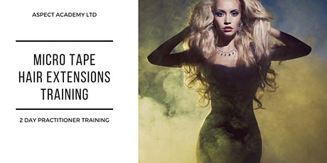 Micro Tape Hair Extensions tickets