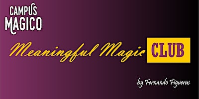HAMBURG Meaningful-Magic Club from CAMPUS MAGICO