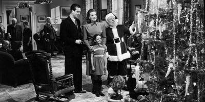 Miracle on 34th Street 1947 Original (+Mamma's Pizza!)