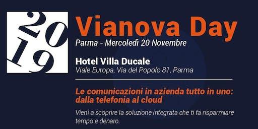 Vianova Day Parma 2019 - Uniontel Srl