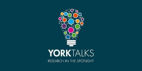 YorkTalks 2020 - Session Two tickets