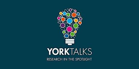 YorkTalks 2020 - Session Three tickets