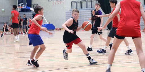 Basketball Development Day at Loughborough University - November 24th