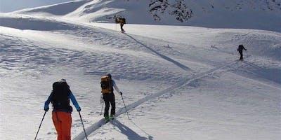Skitouren und Schneeschuhwochenende in Johnsbach / Nationalpark Gesäuse
