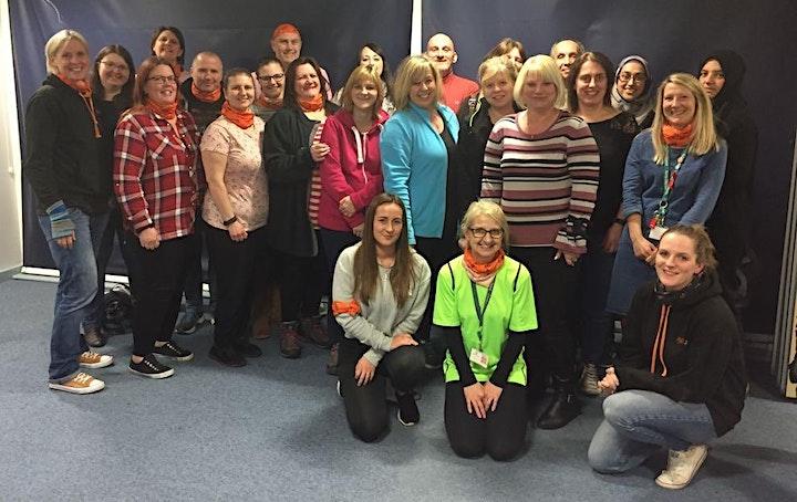 Jog Derbyshire Co Leader Training South Derbyshire image