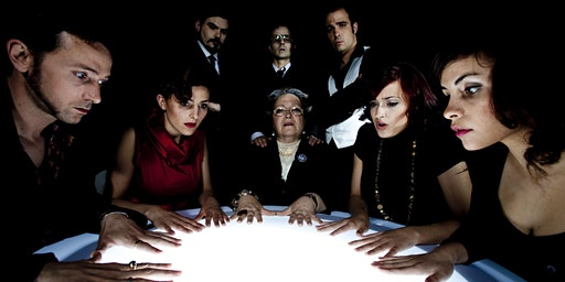 DeadLive Presents The Victorian Seance Plus Ghost Hunt