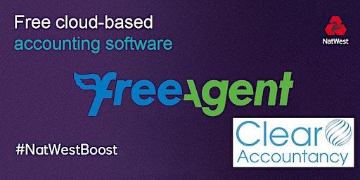 FreeAgent training in TELFORD, SHROPSHIRE. Free sessions