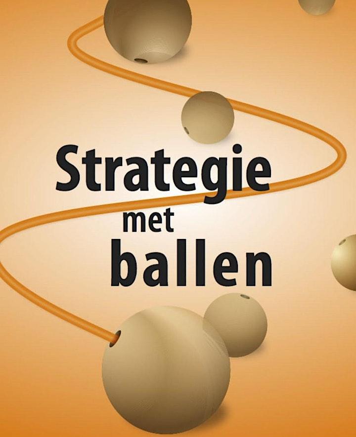 Afbeelding van Ervaringssessie 'Strategie met Ballen'  -  Maak je dromen waar!