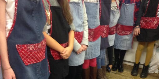 Sewing Classes for Children PM £15 - Saturday 25th April 2020 1.30 – 4.30 pm