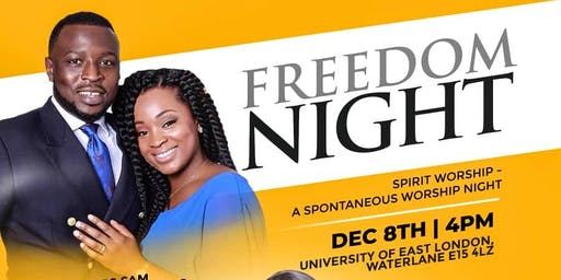 "Freedom Night - ""Spirit Worship"""