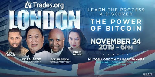 Learn the Process & Discover the Power of Bitcoin - London