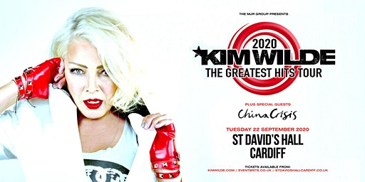 Kim Wilde - Greatest Hits Tour (St David's Hall, Cardiff)
