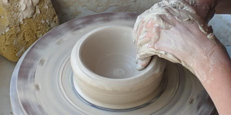 Throwing & Turning for Absolute Beginners Verran Townsend tickets