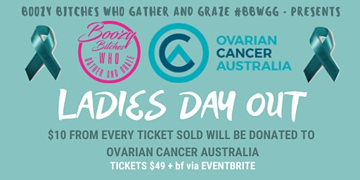 Boozy Bitches Who Gather and Graze - WARRNAMBOOL - LADIES DAY OUT