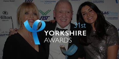 31st Yorkshire Awards and Gala Dinner