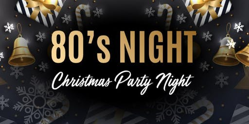 Wow 80's Live Duo Christmas Party Night