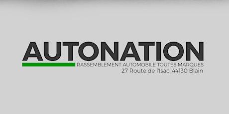 AUTONATION 2020 billets