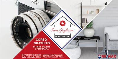 Corso Gratuito - Home staging e fotografia