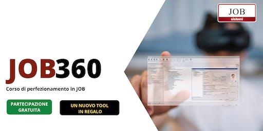 JOB 360: corso di perfezionamento su JOB