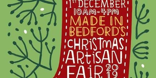 Made in Bedford's Christmas Artisan Fair 2019