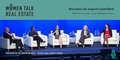 Become an expert panellist, 4 March 2020 tickets