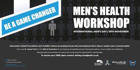 Men's Health Workshop tickets
