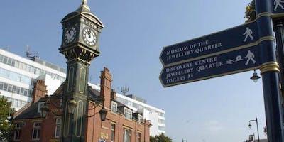 Birmingham Christmas Heritage Walk