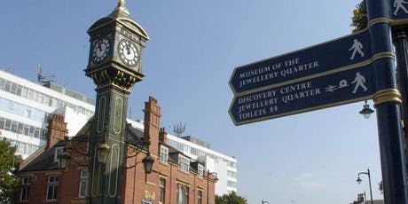 Birmingham Christmas Heritage Walk tickets