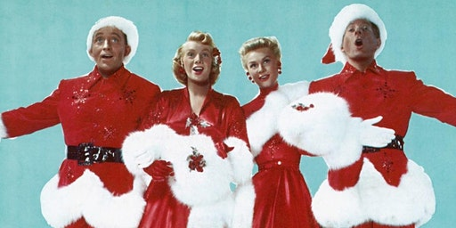 White Christmas 75th Anniversary Screening (+Mamma's Pizza!)