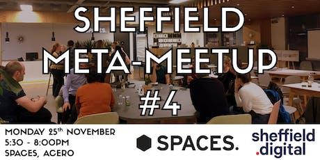 Sheffield Meta-Meetup #4 tickets