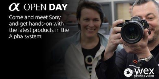 Sony Alpha Demo Day