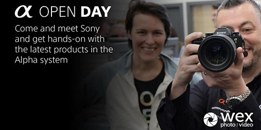 Sony Alpha Demo Day