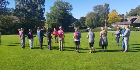 Introduction To Nordic Walking - February - Bollington tickets