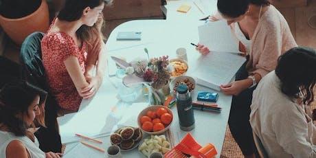 Seminario Diseña tu vida entradas