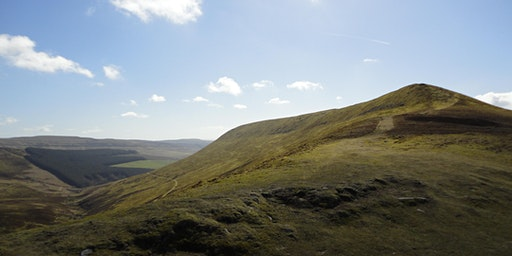 Hike the Black Mountains